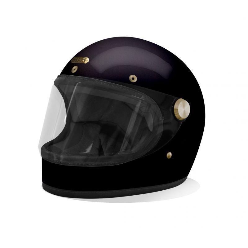 casque integral hedon heroine racer signature black. Black Bedroom Furniture Sets. Home Design Ideas
