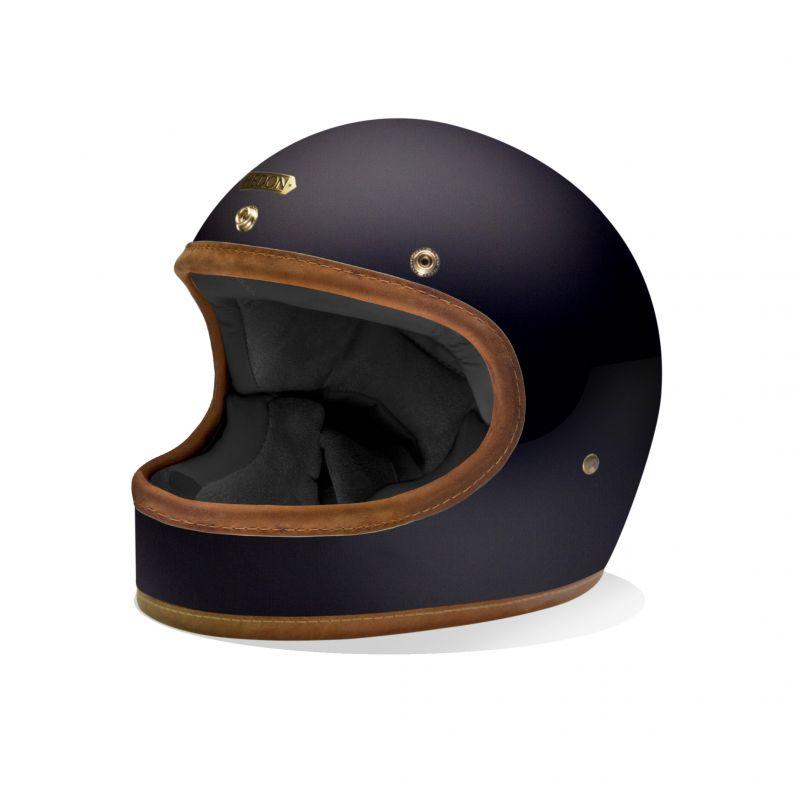 casque integral hedon heroine classic stable black. Black Bedroom Furniture Sets. Home Design Ideas