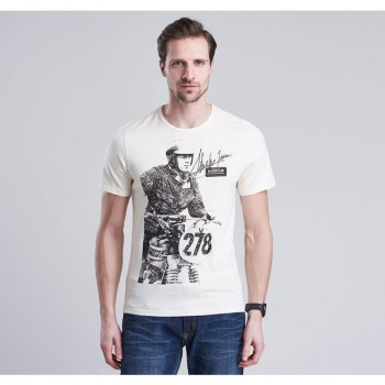 Tee shirt Barbour BREAKOUT TEE - ACCESSOIRE