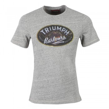Tee shirt Barbour INJECTOR SINGLE TEE - ACCESSOIRE