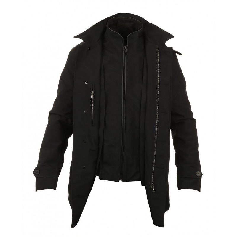 Blouson hiver scooter homme