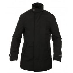 TRENCH COAT BLACK JACKET VSTREET