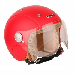 CASQUE NANO KID MATT RED