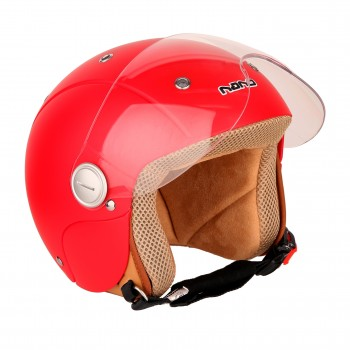 CASQUE PICO KID MATT RED
