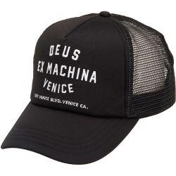 Casquette Homme Deus ex Machina VENICE ADDRESS TRUCKER