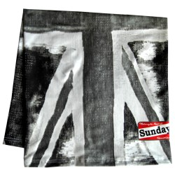 SCARF BLACK SUNDAY speedshop UNION