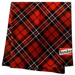 SCARF SUNDAY SPEEDSHOP TARTAN