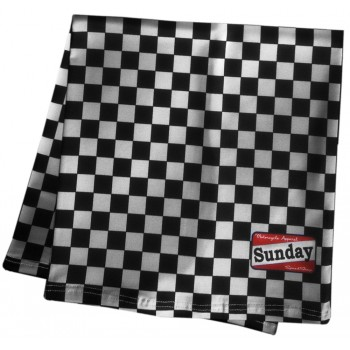 SUNDAY SQUARE SCARF speedshop