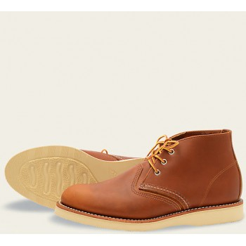 Red Wing 3140 CHUKKA Camel