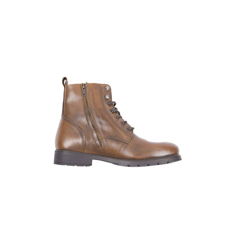Shoes Boots Aniline Helstons Helstons CITY Leather Buy cheap Tan 54RAL3j