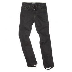 Pantalones Helstons CORDEN NEGRO