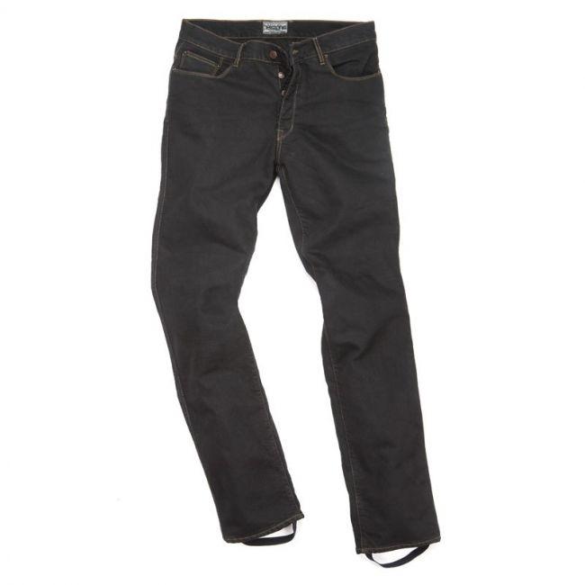 Pantalon moto homme Helstons CORDEN BLACK