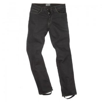 Pants Helstons CORDEN BLACK