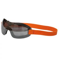 Glasses orange Baruffaldi Matyz hydrophobic and elastic headband