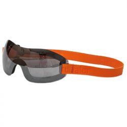 Lunettes Baruffaldi Matyz hydrophobique et bandeau élastique orange