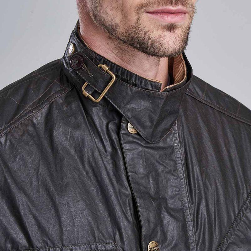 Buying vintage motorcycle jacket Barbour Barbour Jacket