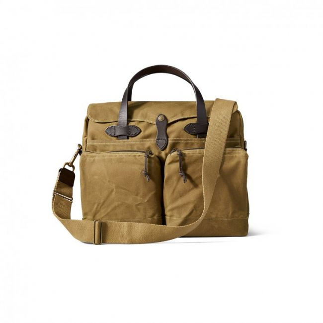 Bagagerie moto FILSON 24-HOUR TIN BRIEFCASE SABLE