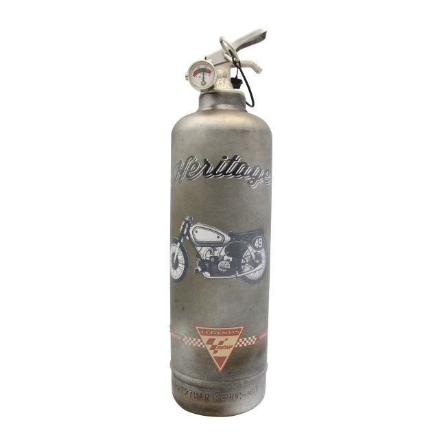 Extincteur vintage FIRE DESIGN MGP HERITAGE