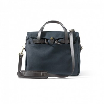 Sacoche moto FILSON ORIGINAL BRIEFCASE Navy Blue