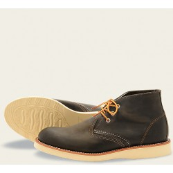Red Wing 3150 CHUKKA Charcoal