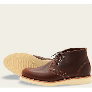 Red Wing 3141 CHUKKA Marron
