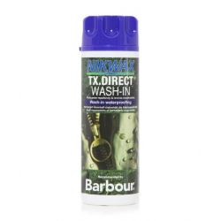 Entretien graisse NIKWAX WP WASH IN Barbour