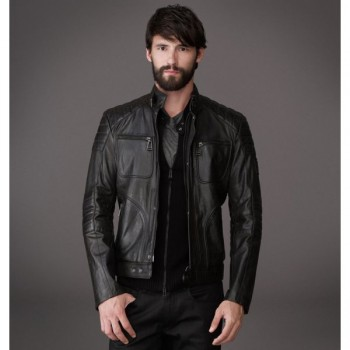 Blouson moto homme BELSTAFF WEYBRIDGE NEW TEMPLE