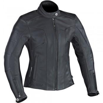Blouson moto cuir Femme Ixon CRYSTAL SLICK