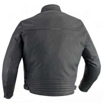 Blouson moto cuir Ixon COPPER SLICK-C Grandes Tailles