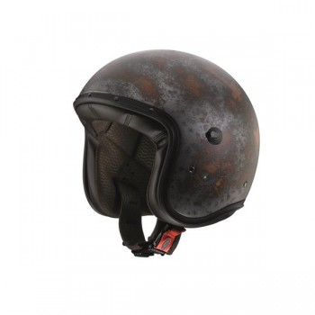 CASQUE JET CABERG (SEMC) CASQUE FREERIDE RUSTY