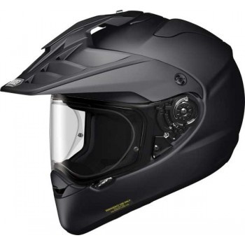SHOEI HORNET ADV MAT BLACK