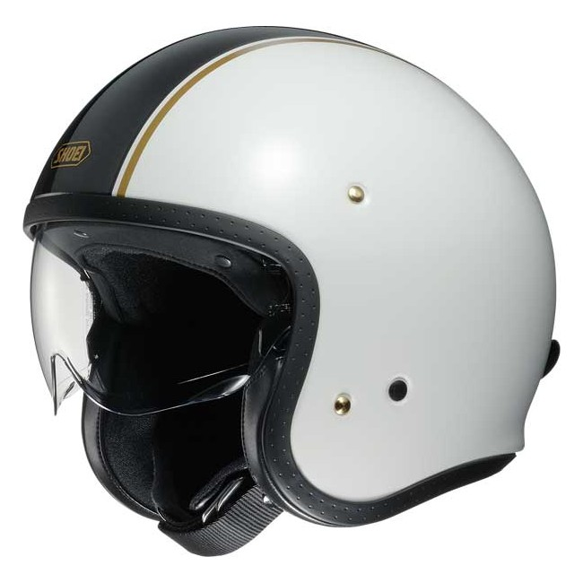 Casque Moto Jet Homme SHOEI J.O CARBURETTOR TC-6