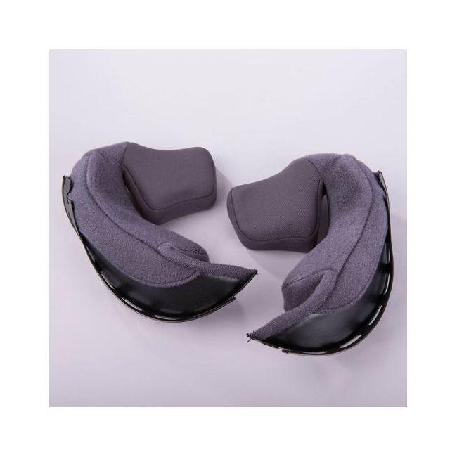Caractéristiques technique ACCESSOIRE JOUE SHOEI: Coussins de joue pour casques Shoei J-Cruise pour les tailles Small à X-Large