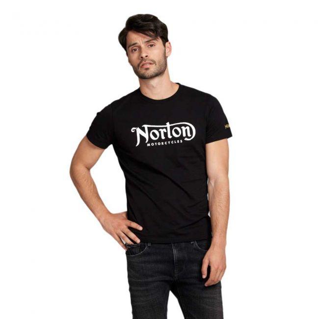 Tee shirt moto Norton SURTEES
