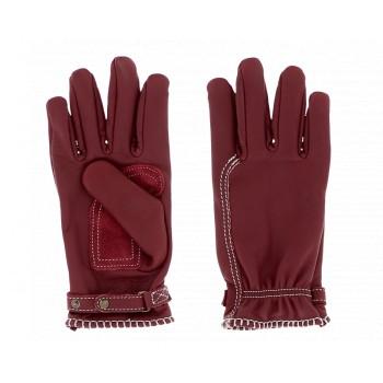 Gants cuir Kytone Gloves CE Bordeaux
