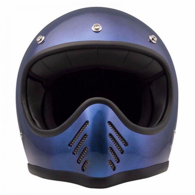Casque DMD SEVENTY FIVE Bleu