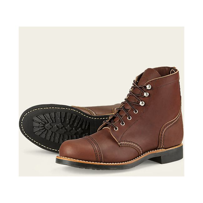 Chaussures Femme Red Wing Iron Ranger 3365