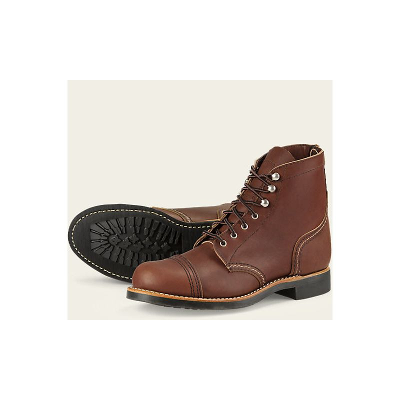 Chaussures Femme Red Wing Iron Ranger... Red Wing Shoes