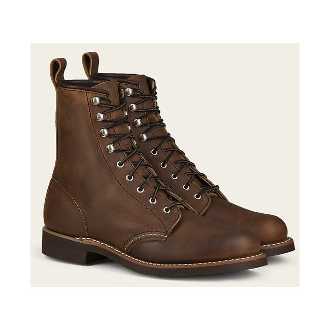 e9ee22c96 Chaussures Femme Red Wing Silversmith 3362 Chaussures Femme Red Wing  Silversmith 3362