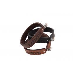 Unisex bracelet HELSTONS SKULL