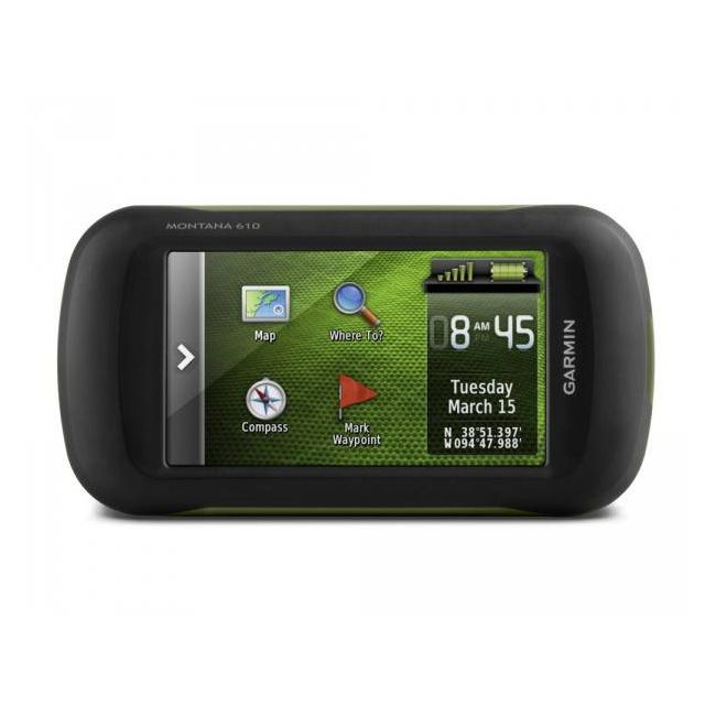 GPS GARMIN MONTANA PACK 610 TECNO GLOBE