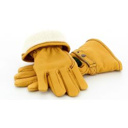 Kytone Doubles - dubbed Kytone Gloves Camel EC