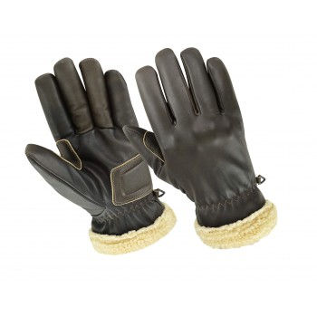 GANTS L'ARTISAN (Marron)-ORIGINAL DRIVER