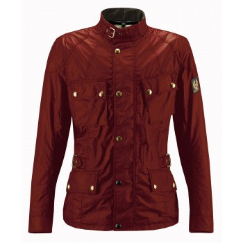 Veste BELSTAFF CROSBY WAX6oz BRITISH Red Cardinal