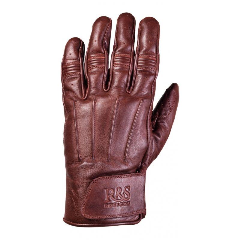 gants moto vintage ride and sons worker gloves ce oxblood. Black Bedroom Furniture Sets. Home Design Ideas
