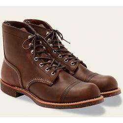 8111 Red Wing Eisen Ranger Dunkelbraun Schuhe