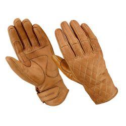 Handschuhe ORIGINAL DRIVER - THE gesteppt ‰ Cognac
