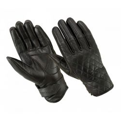 Handschuhe ORIGINAL DRIVER - THE BLACK gesteppt ‰
