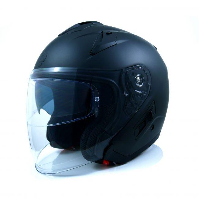 Vintage Motorcycle Helmet Marko M Jet