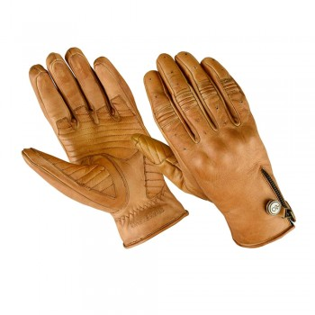 Original Driver GLOVES - THE BOBBER cognac